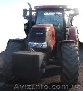 Продаем сельскохозяйственный колесный трактор CASE IH PUMA 195, 2013 г.в. - Изображение #1, Объявление #1080571