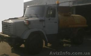 Продаем поливомоечную машину МДК со щеткой, отвалом, ЗИЛ 433362, 2005 г.в. - Изображение #3, Объявление #1287159