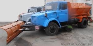 Продаем поливомоечную машину МДК со щеткой, отвалом, ЗИЛ 433362, 2005 г.в. - Изображение #7, Объявление #1287159