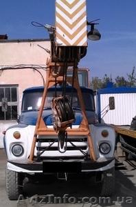 Продоставляем услуги автокрана КС-3575А ДАК, 10 тонн, ЗИЛ 133ГЯ, 1988  - Изображение #1, Объявление #1503944