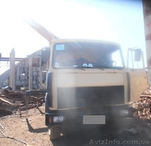 Продаем автокран КТА-18.01 Силач, г/п 18 тонн, 2008 г.в., МАЗ 533660, 1994 г.в. - Изображение #2, Объявление #1116548