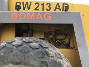 Продаем каток дорожный Bomag BW 213D(вибро), 12-15 тонн, 1989 г.в. - Изображение #6, Объявление #1653110