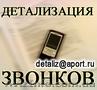 Услуга Детализация звонков с оплатой по факту выполнения (В Львовской области)