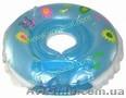 Дитяче коло для купання і плавання на шию