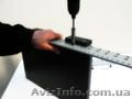 Мебельный шаблон-кондуктор Assistent для точной разметки и сверления отверстий