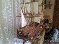 модель парусника из дерева копия парусника галеон.9600х6600мм.