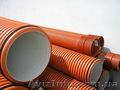 Трубы и изделия для канализации и водоотвода