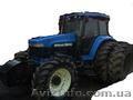 Продаем сельскохозяйственный колесный трактор NEW HOLLAND G240, 2004 г.в. - Изображение #2, Объявление #1076951