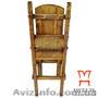 Купить деревянные барные стулья, Стул барный под старину - Изображение #4, Объявление #1222694