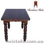 Купить стол кухонный деревянный, Стол 120 x 75 (4 ноги) - Изображение #3, Объявление #1212871