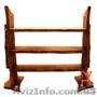 Деревянная мебель под старину, Тумба для обуви - Изображение #2, Объявление #1235749