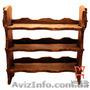Деревянная мебель под старину, Тумба для обуви - Изображение #3, Объявление #1235749