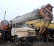 Продаем автокран МКАТ-40 TG-500 ERG, г/п 40 тонн, 1989 г.в., Объявление #1260388