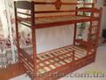 Двухярусна кровать-ціна з ящиками