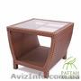 Стол из ротанга купить, Стол Белиссимо - Изображение #2, Объявление #1278881