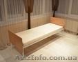 Ліжка металеві для гуртожитків, металеве ліжко двоярусне, ліжко металеве фото - Изображение #8, Объявление #1342407