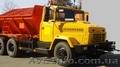 Продаем поливомоечную машину МДКЗ, 10 м3,КрАЗ 65053, 2009 г.в., Объявление #1369245