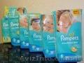 """Продам оптом подгузники Памперсы """"Pampers Active Baby Giant Pack"""", Объявление #1382578"""