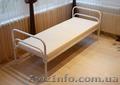 Ліжка металеві, двоярусні ліжка, металеве ліжко, металеві ліжка, ліжко двоярусне - Изображение #7, Объявление #1444631