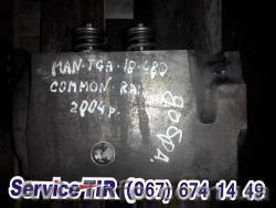 MAN TGA Головка блока двигателя б/у, Объявление #1486041