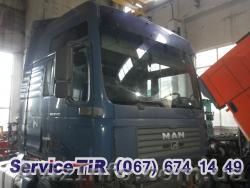 Б/у кабина к грузовикам MAN TGA, Объявление #1506306
