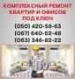 Ремонт квартир Львів ремонт під ключ у Львові