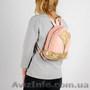 Городской стильный ,кожаный рюкзак - для модных женских образов , Объявление #1563318