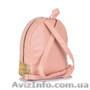 Городской стильный ,кожаный рюкзак - для модных женских образов  - Изображение #4, Объявление #1563318