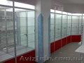 Торговые витрины и прилавки из алюминиевого профиля, производство. - Изображение #5, Объявление #1575829