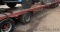Продаем колесный полуприцеп-платформу BROSHUIS, 30 тонн, 1998 г.в.  - Изображение #2, Объявление #1583501