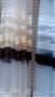 Тюль в полоску на фатине. Цвет черный, шоколадный. Турция. - Изображение #6, Объявление #1611120