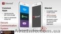 Silentel – безопасность мобильной связи. - Изображение #3, Объявление #1609668