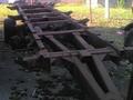 Продаем шасси полуприцепа-самосвала 1ПТС-10,  10 тонн,  1985 г.в.